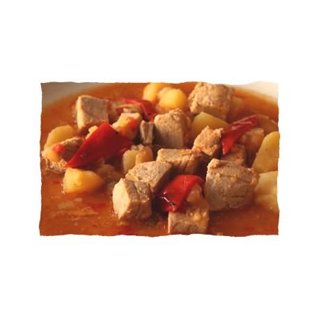 (F. Consolidación) Marmitako de Atún con Patatas