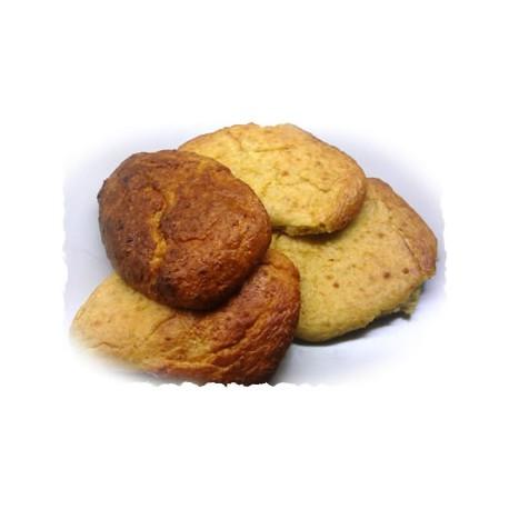 (PP y PV) Tortitas Con Avena sabor Vainilla con edulcorantes