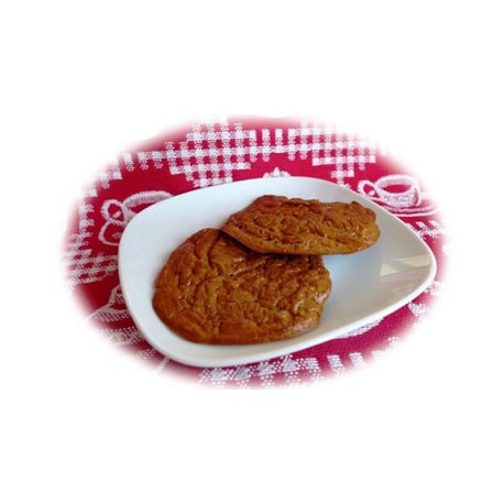(PV) Tortitas Con Avena, sabor Chocolate